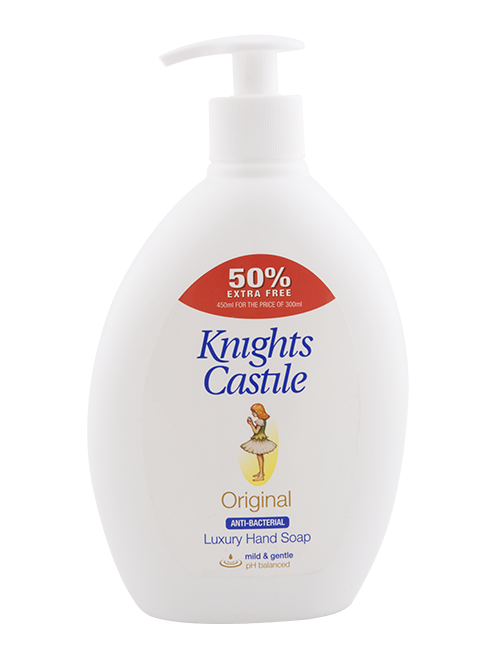 Knights Anti-Bacterial